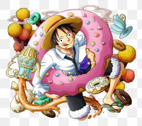 One Piece Treasure Cruise - Monkey D. Luffy One Piece Treasure Cruise Portgas D. Ace Nami Vinsmoke Sanji PNG