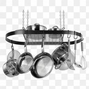 Kitchen - Pan Racks Shelf Kitchen Cookware Bed Bath & Beyond PNG