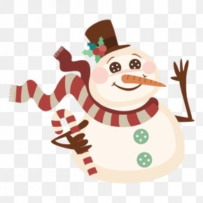 Santa Claus - Santa Claus Christmas Day Vector Graphics Snowman Illustration PNG