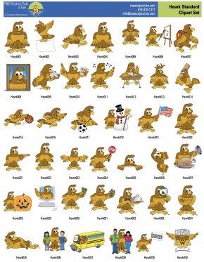 Custom Mascot Cliparts - Mascot Clip Art PNG