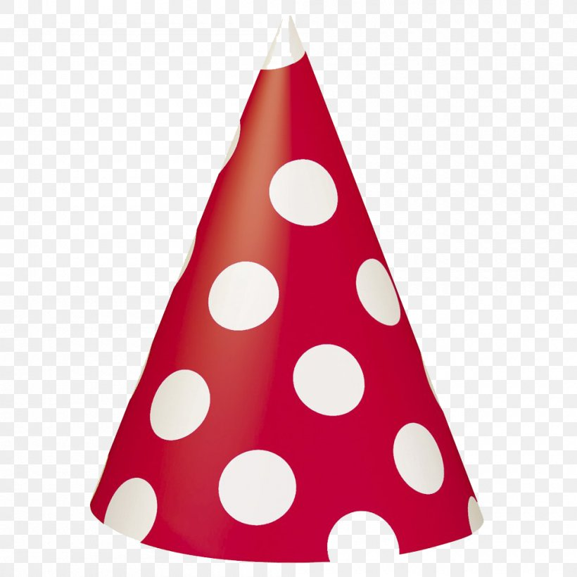 Party Hat Polka Dot Birthday, PNG, 1000x1000px, Party Hat, Baby Shower, Balloon, Birthday, Bridal Shower Download Free