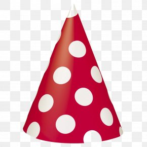 Party Hat Photos - Party Hat Polka Dot Birthday PNG