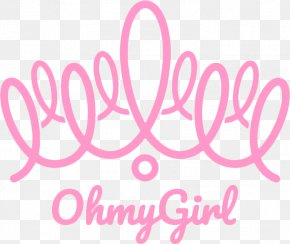 Aed Poster - Oh My Girl Coloring Book K-pop Logo PNG