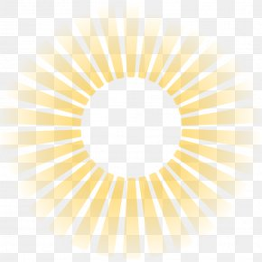 Sun Rays - Sunlight Ray Clip Art PNG