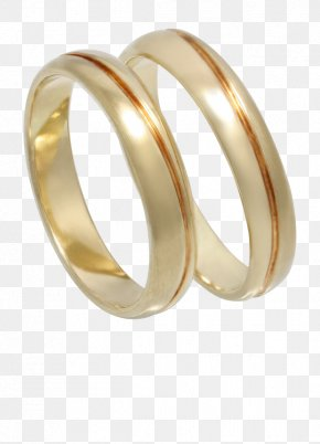 Wedding Ring - Wedding Ring Gold Hurtownia I Salon Bielizny AREN Silver PNG