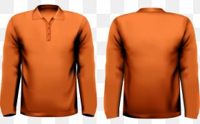 Brown T-shirt - T-shirt Sleeve Stock Photography PNG