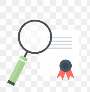 Vector Magnifying Glass Material - Computer Security Consultant Cloud Computing Chmura Prywatna Innovation PNG