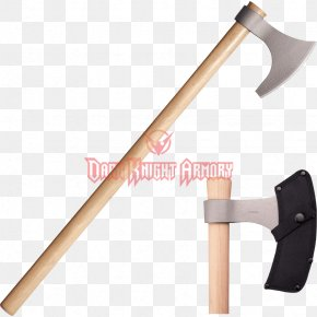 Hand Axe - Splitting Maul Knife Cold Steel Viking Axe PNG