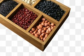 Peanuts In The Box, Red Beans, Black Beans - Superfood PNG