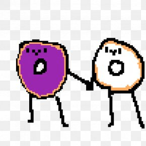 Bagel And Lox Day - Clip Art Product Purple Line PNG
