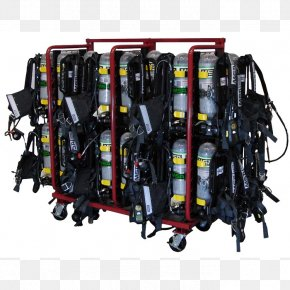 Multi Purpose - Self-contained Breathing Apparatus Fire Hose Fire Engine Firefighter PNG