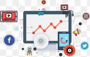 Social Media Optimization - Digital Marketing Search Engine Optimization Management Business Administration PNG