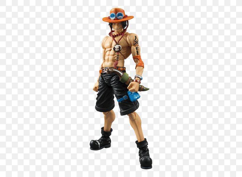 Portgas D Ace Monkey D Luffy Action Toy Figures One