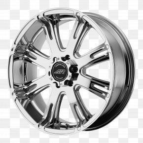 Wheel Rim - American Racing Custom Wheel Rim Tire PNG