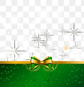 Vector Green Background Holiday - Christmas Decoration Green Santa Claus PNG