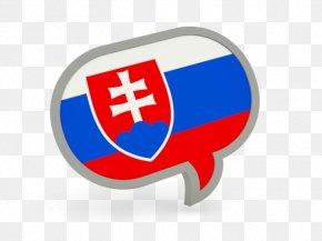 Flag - Flag Of Slovakia Flag Of The Czech Republic Flag Of Slovenia National Flag PNG