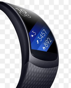 Samsung - Samsung GALAXY S7 Edge Samsung Gear Fit 2 Activity Tracker PNG