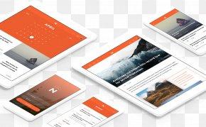 Ui - Responsive Web Design User Interface Design PNG