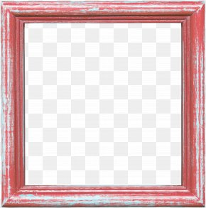Wood Frame,Frame,Retro - Picture Frame Photography Red PNG
