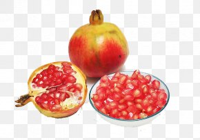 Pomegranate Gallery - Pomegranate Juice Food Auglis Eating PNG