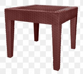 Table - Table Chair Wicker Furniture Dining Room PNG