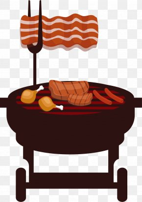 Self-service Barbecue Oven - Barbecue Grill Barbacoa Churrasco Beefsteak Illustration PNG