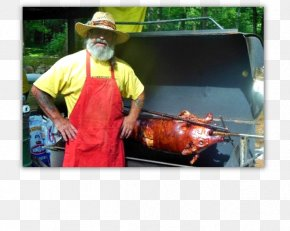Pig Roast - Churrasco Barbecue Grilling Food PNG