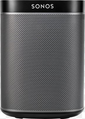 Audio Speaker - Loudspeaker Enclosure Stereophonic Sound Audio Equipment Sonos PNG