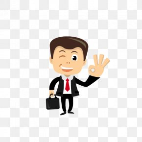Business People - Businessperson Cartoon PNG