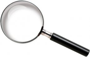 Magnifying Glass - Magnifying Glass Loupe Clip Art PNG