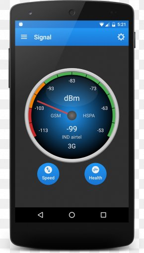 Signal Strength In Telecommunications - PayMe Android HAX Mobile Phones PNG
