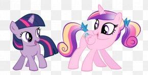 Horse - Horse Pink M Clip Art PNG