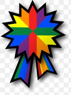Rainbow Ribbon - Rainbow Clip Art PNG