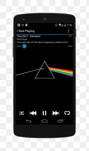 Smartphone - Feature Phone The Dark Side Of The Moon Pink Floyd Smartphone PNG