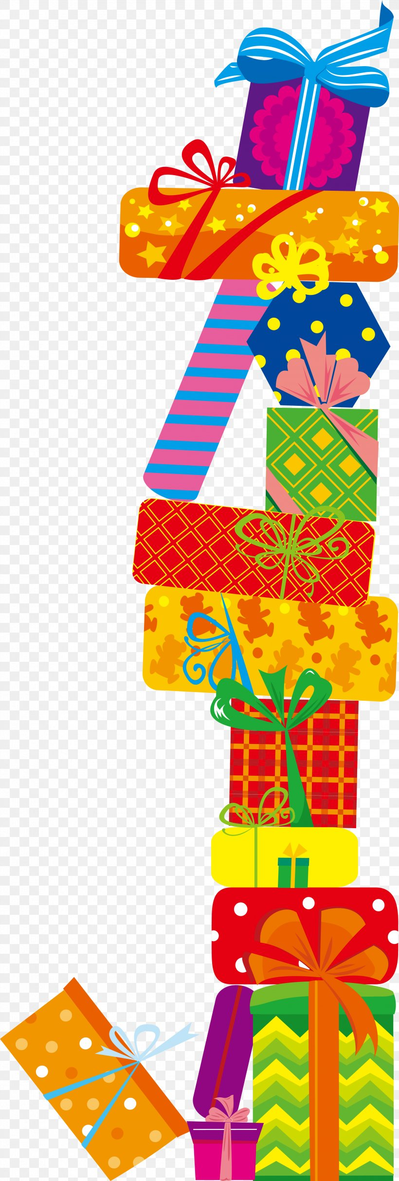 Birthday Present, PNG, 2244x6644px, Birthday Cake, Area, Art, Balloon, Birthday Download Free