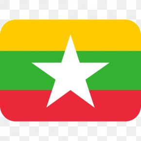Flag - Burma Flag Of Myanmar National Flag Flag Of Thailand PNG