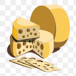 Slice The Cheese Into Cubes - Cheese Dairy Product Milk Food PNG