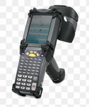 Computer - Radio-frequency Identification Barcode Scanners Image Scanner PDA Mobile Phones PNG