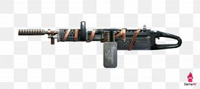 Weapon - KAC Chain SAW Weapon Machine Gun Knight's Armament Company PNG