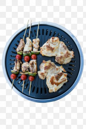 Barbecue - Kebab Barbecue Grilling Finger Food Dish PNG