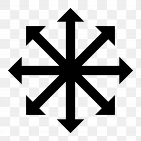 Symbol - Symbol Of Chaos Chaos Magic The Eternal Champion Wicca PNG