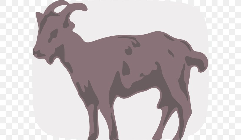 Goat Sheep Clip Art, PNG, 600x478px, Goat, Black And White, Caprinae, Cattle Like Mammal, Cow Goat Family Download Free