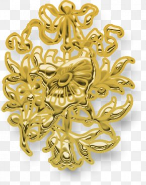 Jewellery - Gold Icon PNG