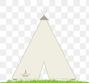 Teepee Tent - Triangle Line Wood Pyramid PNG
