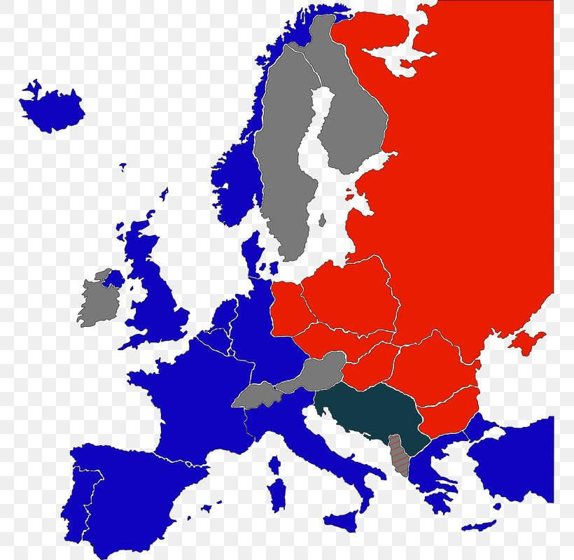 Central And Eastern Europe Second World War Western Europe ...