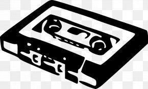 Compact Cassette Sound Clip Art PNG