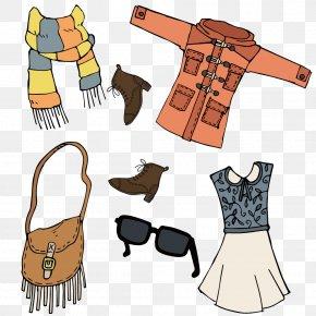 Fashion Women Daily With - Fashion Clothing Handbag Autumn PNG