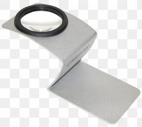 Magnifying Glass - Carson Magnifying Glass Loupe Optics Silver PNG