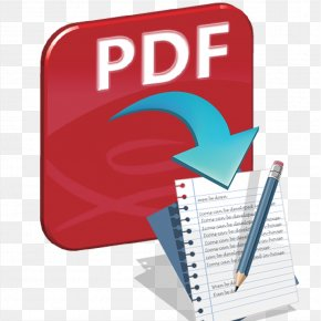 Download Pdf Icon Icon - Portable Document Format Plain Text Download PNG