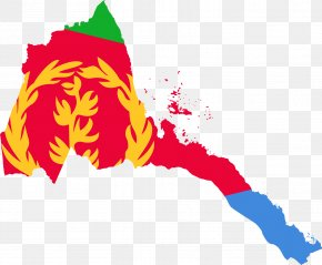 Taiwan Flag - Flag Of Eritrea Map Stock Photography PNG
